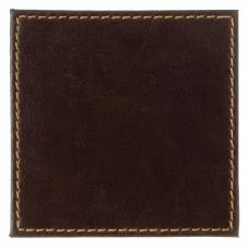 Faux Leather Coasters