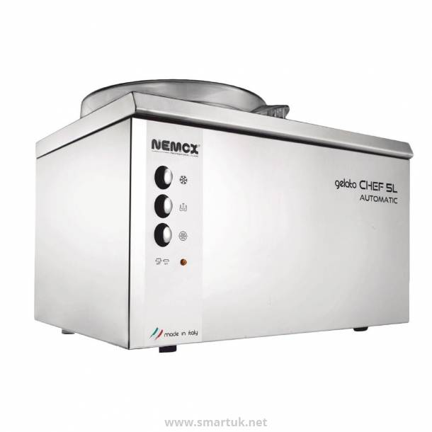 Nemox Gelato Chef Ice Cream Maker 5Ltr FPMX0489